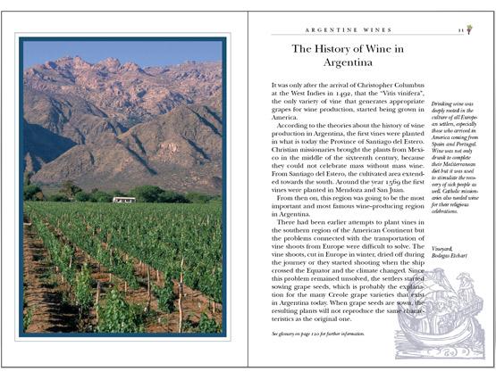 Argentine Wines