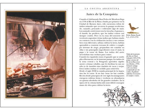La cocina argentina
