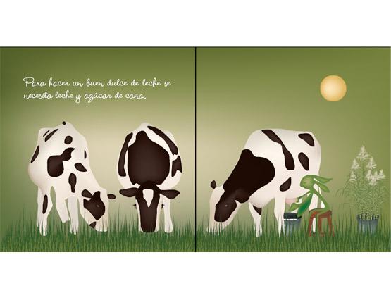 El invento del dulce de leche