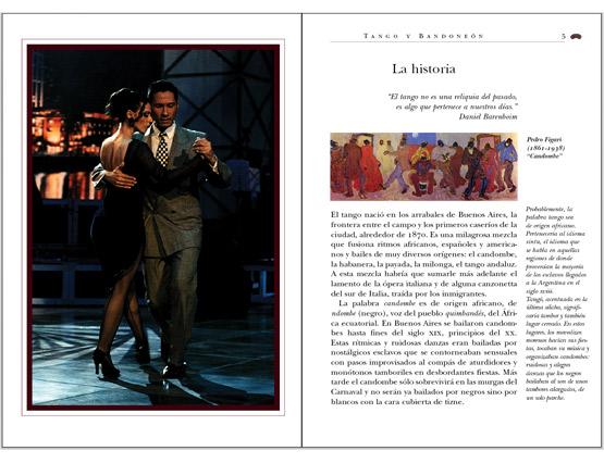 Tango y Bandoneon