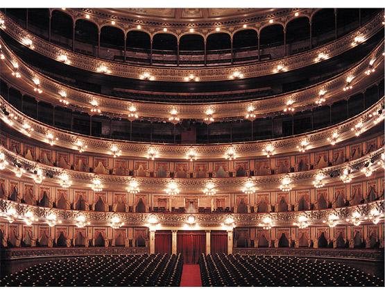 El Teatro Colón / The Colón Theatre