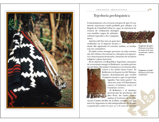 Textiles Argentinos (tapa blanda)