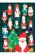 Calendario de Adviento Papa Noel en el mundo
