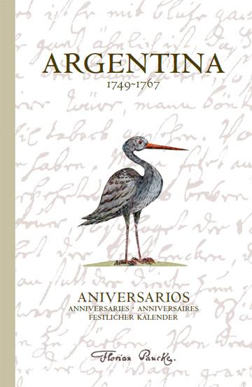 Argentina 1749-1767 Aniversarios-Anniversaries