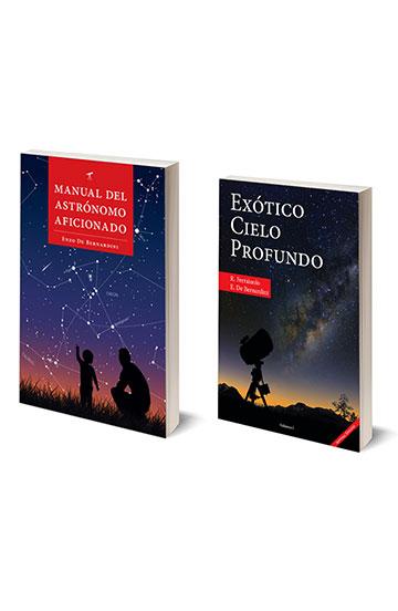 Promo Astronomía Manual y Exótico