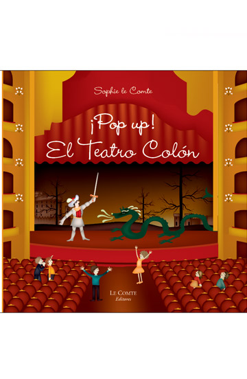 ¡Pop up! El teatro Colón
