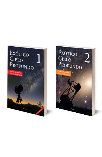 Promo Exótico Cielo Profundo 1 y 2