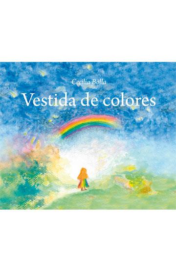 Vestida de colores